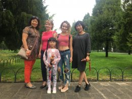 Sunday in the gardens of the Temple of Heaven