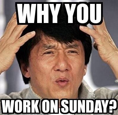Kinesiske helligdager - forskrifter om offentlige fridager i Kina kan gjøre søndager til vanlige arbeidsdager