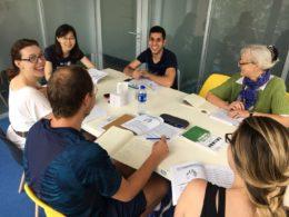 LTL Shanghai - Gruppeundervisning