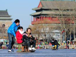 Beijing on ice