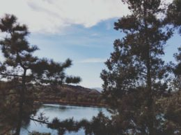 Taking some pretty pictures in Chengde