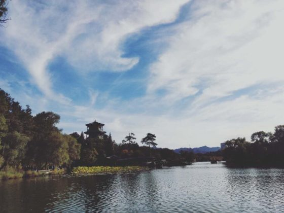 Beautiful day in Chengde