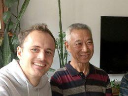 Tid for mat sammen med vertsfamilien i Chengde