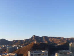 City view of Chengde