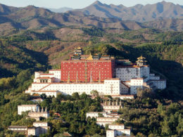 UNESCO World Heritage sights in Chengde