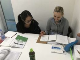 Individual Chinese study