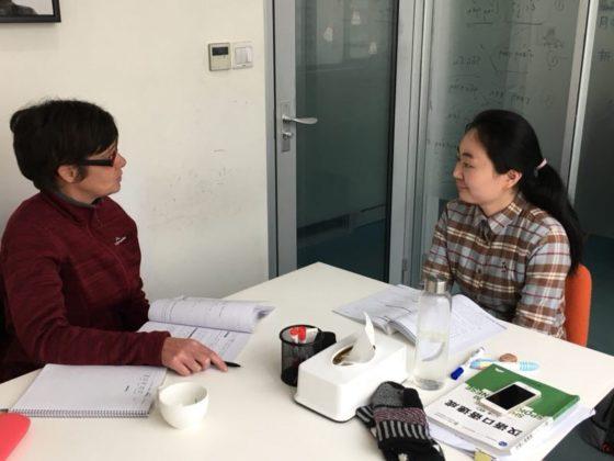 Individual undervisning i Shanghai