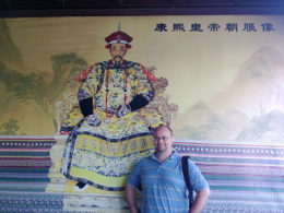 Exploring China with LTL