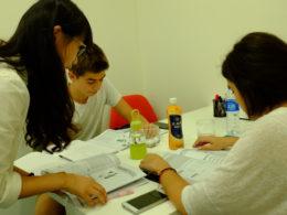 Undervisning i små grupper i Shanghai