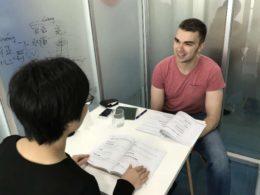 1 til 1 undervisning i Shanghai