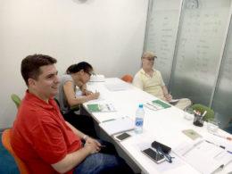 Lær kinesisk i Shanghai i små grupper
