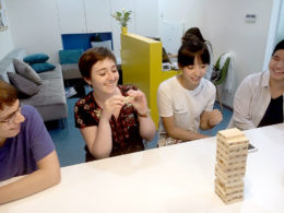 Time for some Jenga