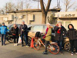 Beijing Staff and Teachers exploring