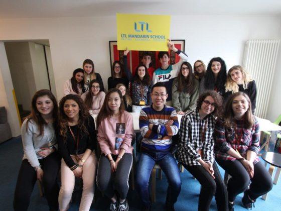 Team LTL! Vår første klassetur fra Italia