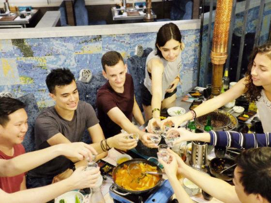Mat og drikke i Shanghai
